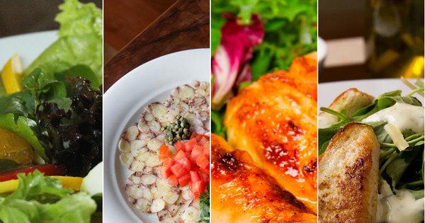 Firme na dieta! Saiba onde comer bem fora de casa - Fotos - R7 ...