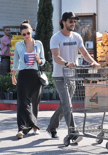 O namoro dos dois está ótimo, como a própria Mel fez questão de dizer. Eles formam um lindo casal, não?