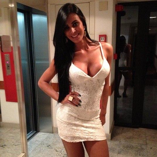 Ex-musa do Paulistão, Lorena Bueri, é outra que teve um suposto affair com Fred