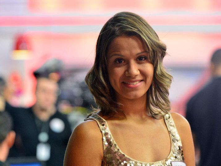 Izabella Araújo já teve um suposto affair com o atacante Fred