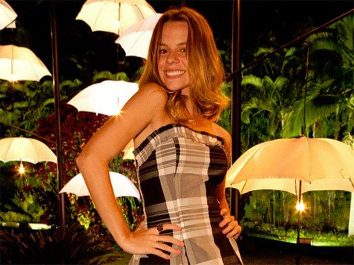 Daniela Carvalho, atriz, também já teve um 'casinho' com Neymar