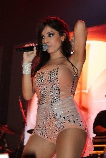 A cantora de funk, Anitta também já teve um affair com Neymar