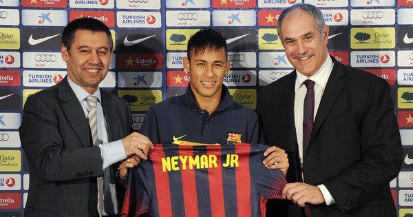 Neymar vai engordar ainda mais a conta bancária se cumprir metas ...