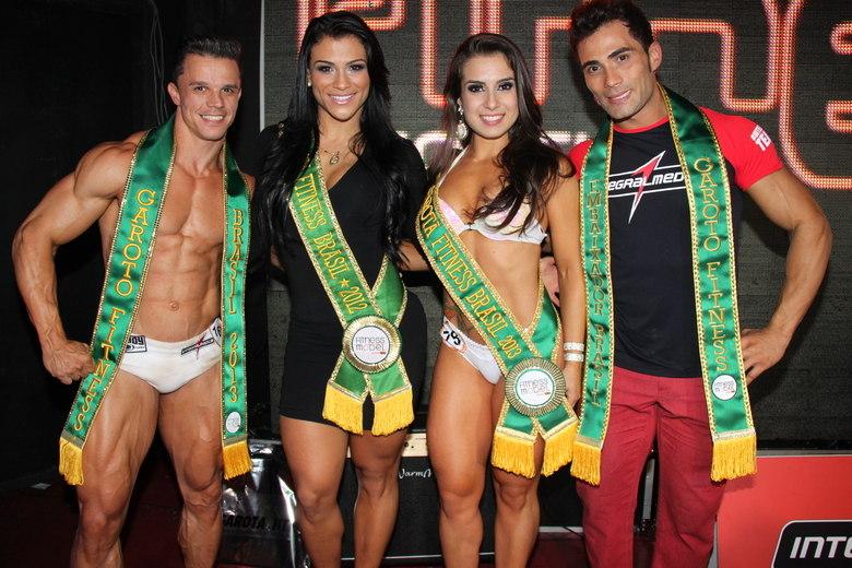 Em 1997, o concurso Garoto e Garota Fitness revelou ninguém menos que Solange Frazão