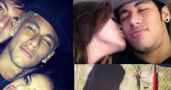 Crise no namoro? Longe da namorada, Neymar esquece ...