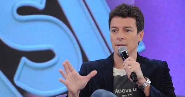 """Animado e ansioso, Rodrigo Faro fala sobre estreia: """"Nunca ..."""