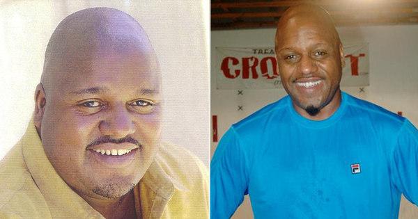 Rapper perde 113 kg com dieta de R$ 100 - Fotos - R7 Receitas e ...