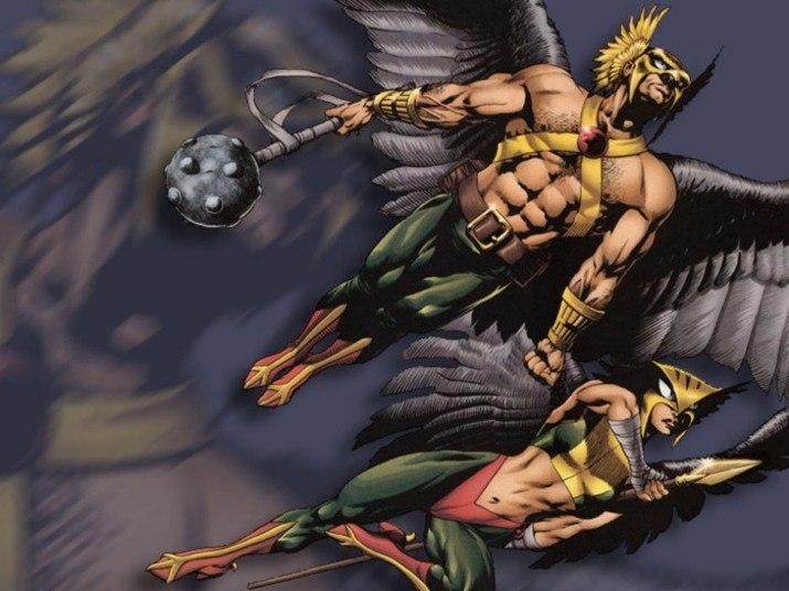 O Gavião Negro, herói misterioso da DC Comics, também ainda não foi adaptado