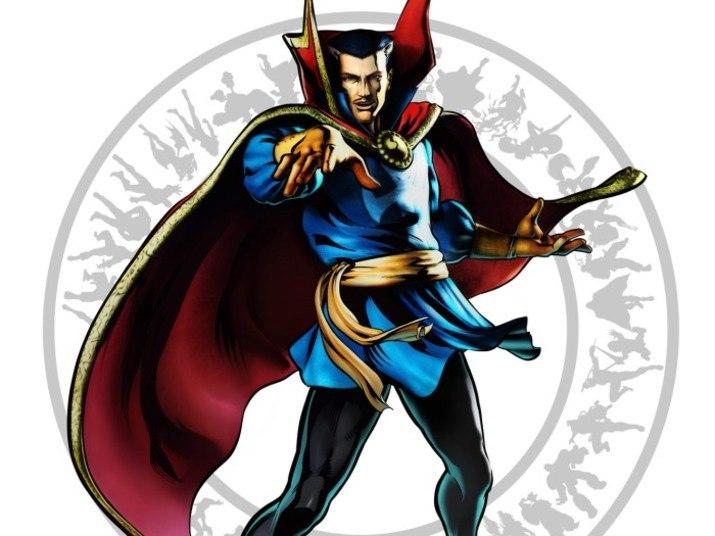 O Doutor Estranho, mago do universo da Marvel Comics, é outro personagem que nunca chegou às telonas
