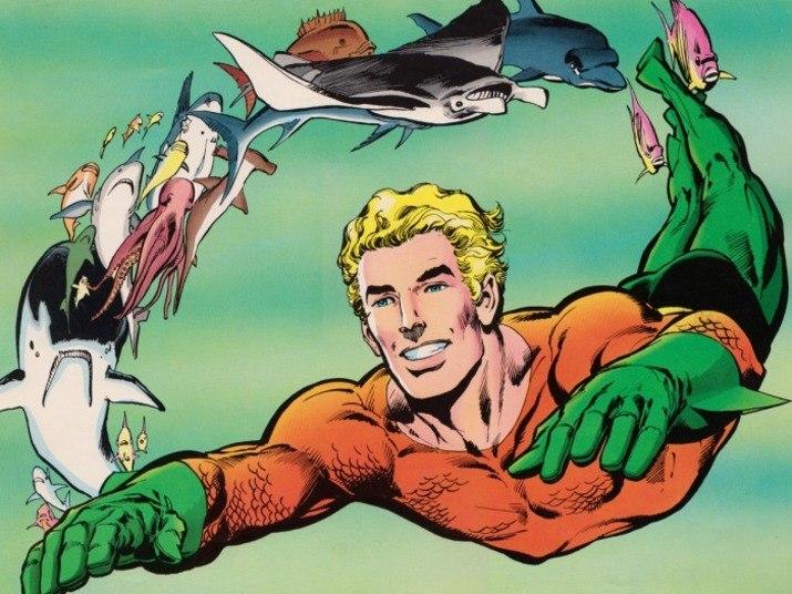 O personagem Aquaman, da DC Comics,já foi cotado inúmeras vezes para ganhar um filme, mas Hollywood ainda não sedecidiu a respeito da vinda do herói para as telonas