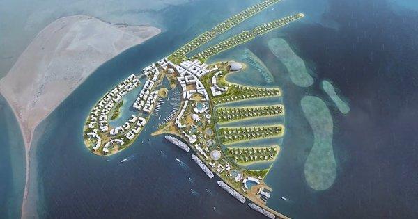 Qatar construirá ilha de R$ 12 bilhões para Copa de 2022 - Fotos ...