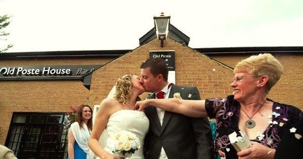 Alguém vai trocar alianças? Veja as fotos de casamentos mais sem ...