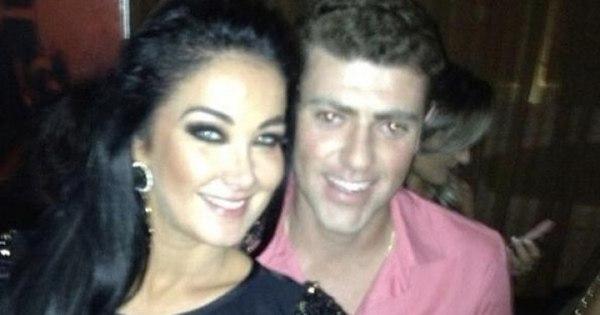 """Helen Ganzarolli está namorando um empresário catarinense: """"Ele ..."""