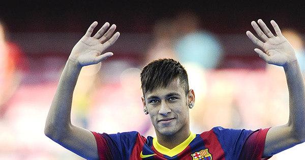 Barça confirma estreia de Neymar contra o Santos - Futebol - R7 ...