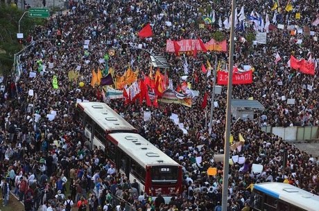Protestos no Brasil: Culpa dos alemães?