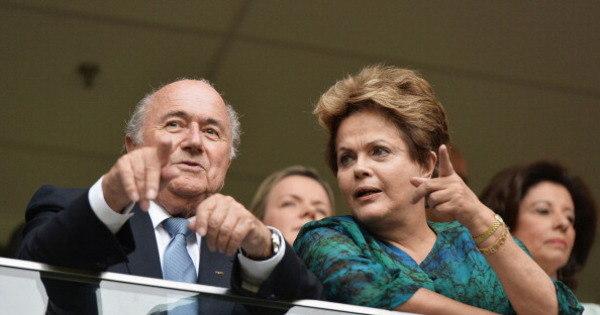 Isenta de pagar R$ 1 bilhão em impostos, Fifa garante lucro recorde ...
