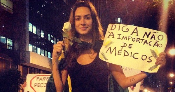 Thayla Ayala volta às ruas do RJ para protestar - Fotos - R7 ...