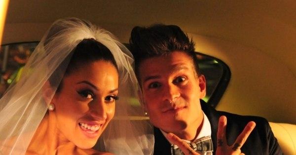 Relembre o polêmico casamento de Mateus Verdelho e Dani Bolina ...