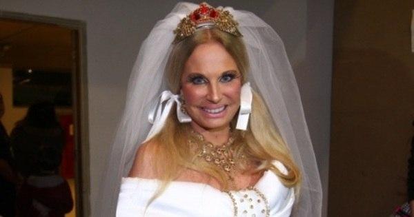 """Brunete Fraccaroli dispara: """"Casamento nunca mais ..."""