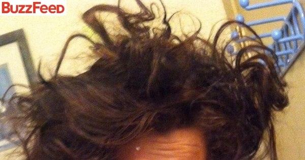 Esses cabelos acordaram de mau- humor e ficaram bizarros! - Fotos ...