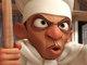 """Chef Skinner, de <b><i><a href=""""http://www.cineclick.com.br/ratatouille"""">Ratatouille</a></i></b> (2007), é outro chefe que não é bom quando o assunto é motivar a equipe de trabalho. Podre do Linguini, que além de ter de aprender a se virar como cozinheiro, tem de lidar com gritos e mau humor do patrão"""