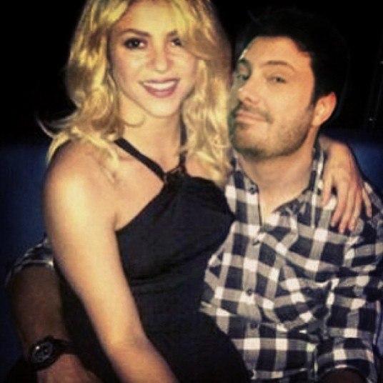"Danilo Gentili ""roubou"" Shakira de Gerard Piqué"