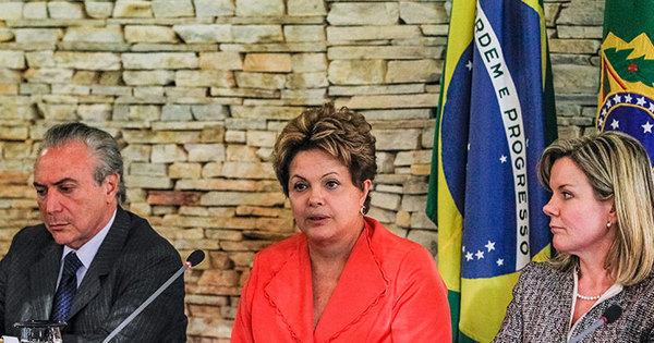 Dilma manda hoje proposta de plebiscito para o Congresso Nacional