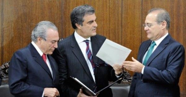 Governo entrega ao Congresso proposta de plebiscito para reforma ...