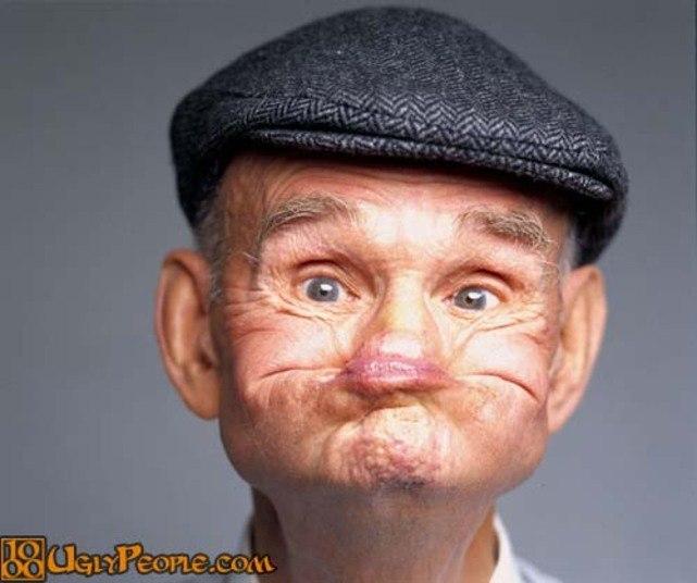 site  arro elege os homens mais feios do mundo   fotos