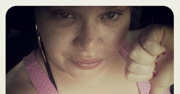 """Em busca dos 64 kg, ex-BBB Paulinha sofre com dieta: """"Hoje meu ..."""