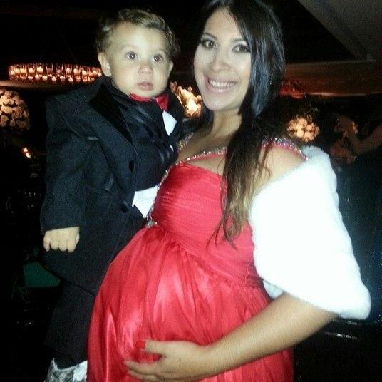 Priscila Pires está grávida de Pietro, seu segundo filho, e contando os dias para o parto. A ex-BBB e Bruno Andrade também são pais de Gabriel.No início, a ex-BBB não queria divulgar a gravidez