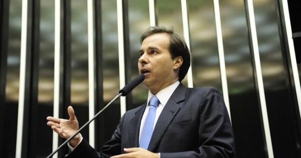Filho de ex-prefeito do Rio, Rodrigo Maia está em seu 5º mandato ...