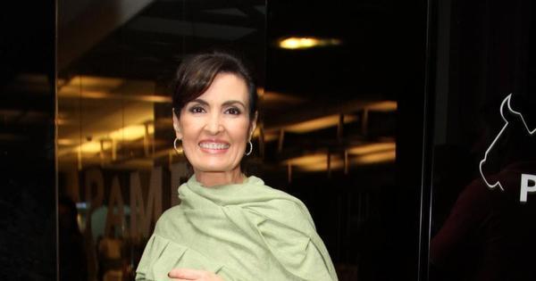 Fátima Bernardes diz a jornal que não sente ciúme de Patrícia Poeta