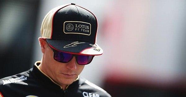 Sem receber, Raikkonen ameaça abandonar F- 1 em 2013 - Fotos ...