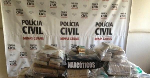 Polícia Civil encontra 82 kg de drogas na maior apreensão de ...