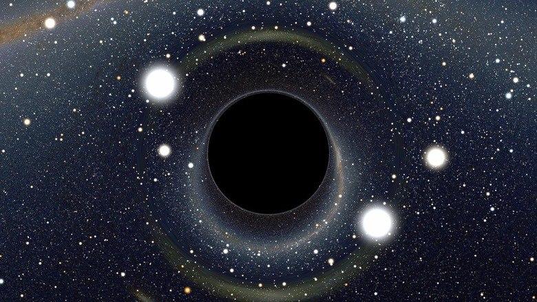 """O professor do Instituto de Astronomia e Geofísica da USP (IAG) conta que os buracos negros são formados a partir de estrelas. """"Os buracos negros se formam a partir do colapso de estrelas que estão no fim de suas vidas e, assim, as [estrelas] de massa muito grande explodem."""" Devido às explosões, as estrelas passam a ser denominadas de supernovas"""