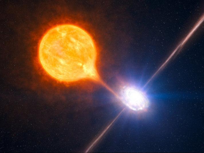 """A ideia de que o buraco negro é capaz de engolir objetos apresentando perigo não é tão verdadeira. Por outro lado, apenas por emitir raios X e raios gama, os buracos negros podem oferecer perigo ao apresentar """"surtos de radiação"""""""