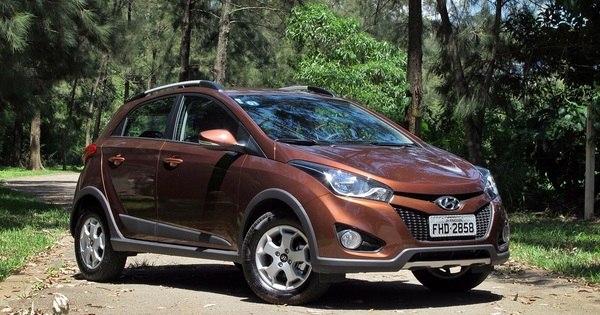 Hyundai HB20 terá central multimídia e i30, motor 1.8 - Notícias - R7 ...