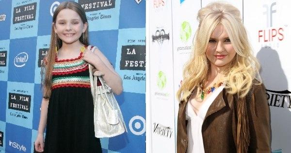 Antes e depois: veja como envelheceram as crianças-prodígio de ...
