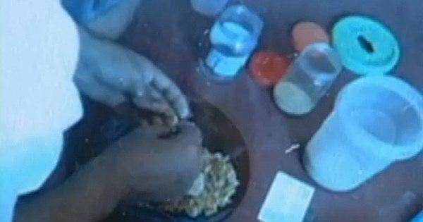 Detentos compram drogas e bebidas dentro de presídio em Goiás ...