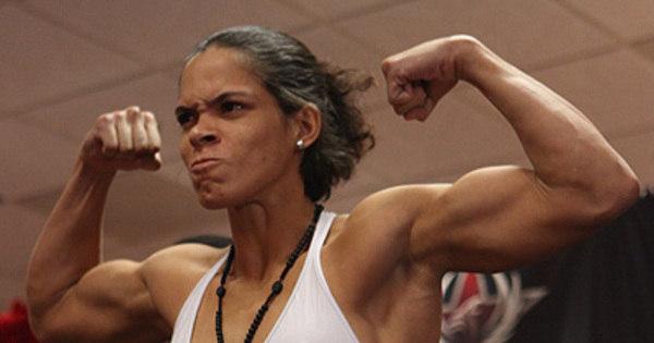 Amanda Nunes faz desafio público para chegar ao cinturão do UFC ...