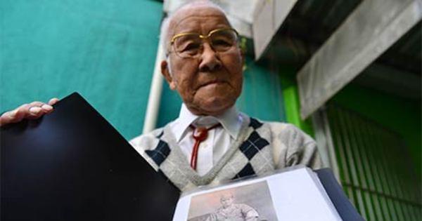 Hiroshima ficou carbonizada, diz sobrevivente da bomba 68 anos ...