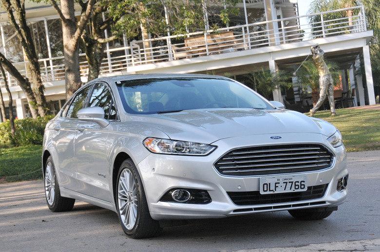 FORD FUSIONPreço no Brasil: R$ 96.900Preço nos EUA: R$ 53.203 (US$ 22.795)Variação: +82%Saiba tudo sobre carros! Acesse R7.com/carros