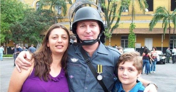 Família de policiais militares é encontrada morta e filho é suspeito ...