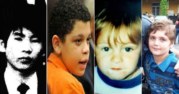 Crianças criminosas chocam o mundo por seus atos brutais ...