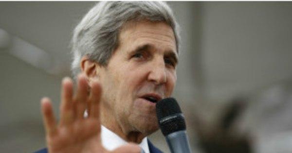 Após mal- estar diplomático, Kerry marca visita ao Brasil - Notícias ...