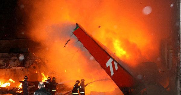 Acidente da TAM: um dia antes, piloto avisou que pista de ...