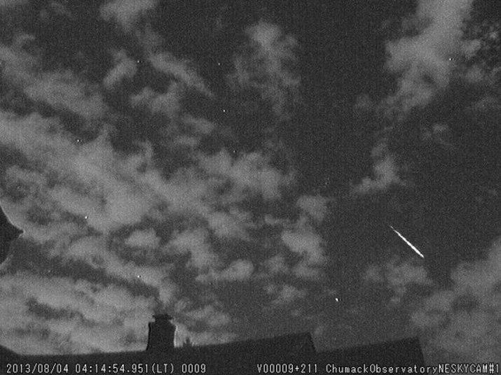 Os meteoros podem ser vistos a partir de julho, masé em agosto que as chuvas de meteoros atingem seu pico de intensidade