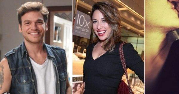 Giselle Itié e Emilio Dantas estão namorando, diz jornal ...