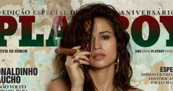 """Nanda Costa rebate críticas sobre ensaio na Playboy: """"Não depilei ..."""